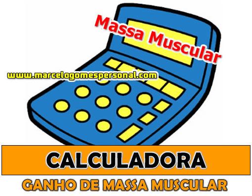 Massa muscular ideal calcular